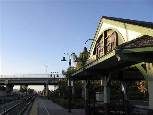 Hayward Train Station